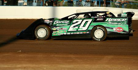 Jimmy Owens is Lucas Oil Late Model Dirt Series Champion on Öhlins…