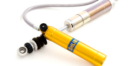 Öhlins Off Road & Rally Raid ORQ Shocks