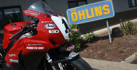 From Racecars to Race Bikes, Machines of Champions Will Be at Öhlins USA's Öpen House