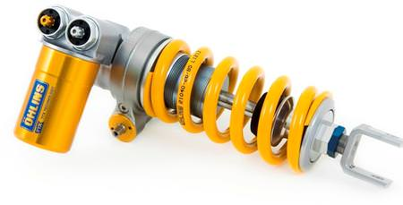 Öhlins 2014 TTX GP Hypersport and Racing Shock for Street and Track
