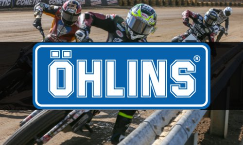 Öhlins and American Flat Track Renew Partnership for 2019