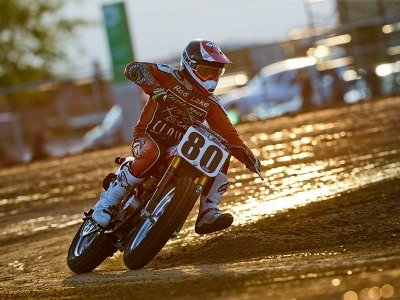 American Flat Track and Öhlins USA renew partnership for 2017