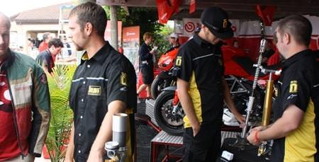More Öhlins USA at AMA Pro Road Racing