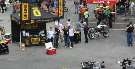 Öhlins 2nd Annual Open house