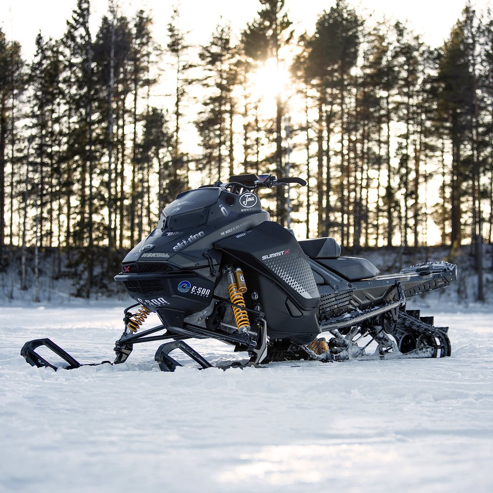 Snowmobile Center